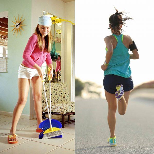 O que defini se uma corrida, uma caminhada ou uma pedalada é exercício físico ou atividade física é a forma como ela é praticada.