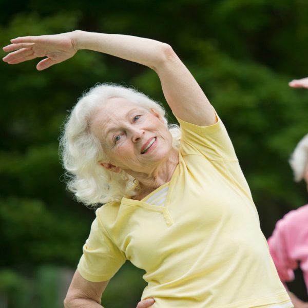 Importância do exercício físico para pacientes com reumatismo